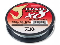 Daiwa J-braid Grand X8 135m Grey