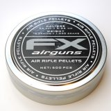 FX airgus Rifle Pellets Calibre 22, 5.52 mm, 500 st