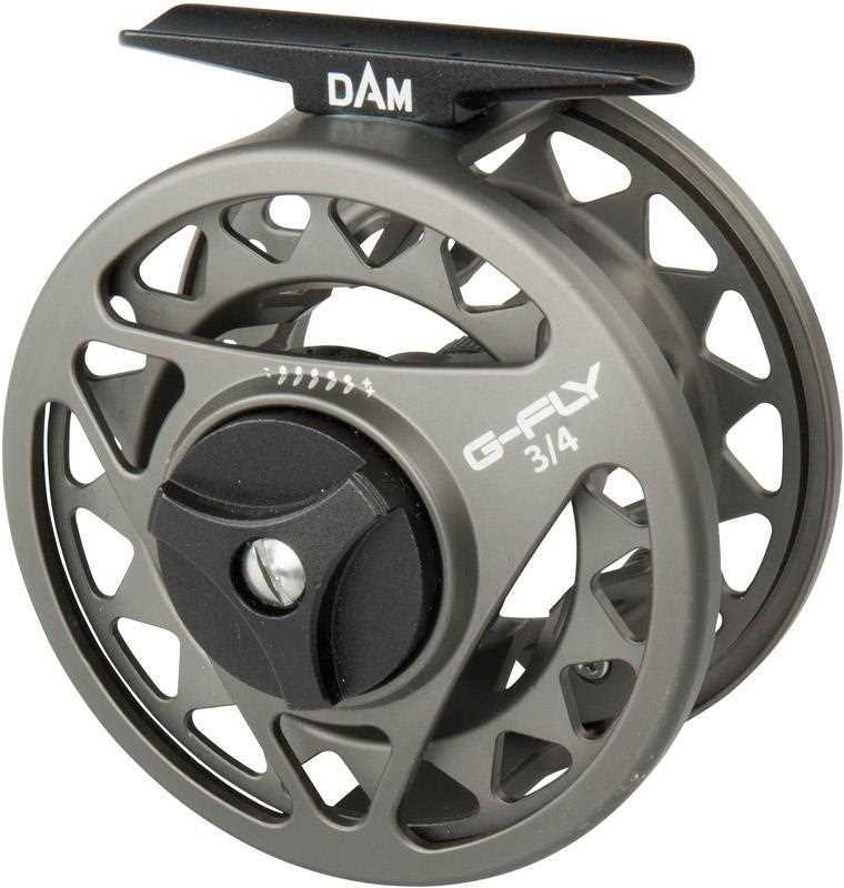 DAM Quick G-Fly Reel #5/6