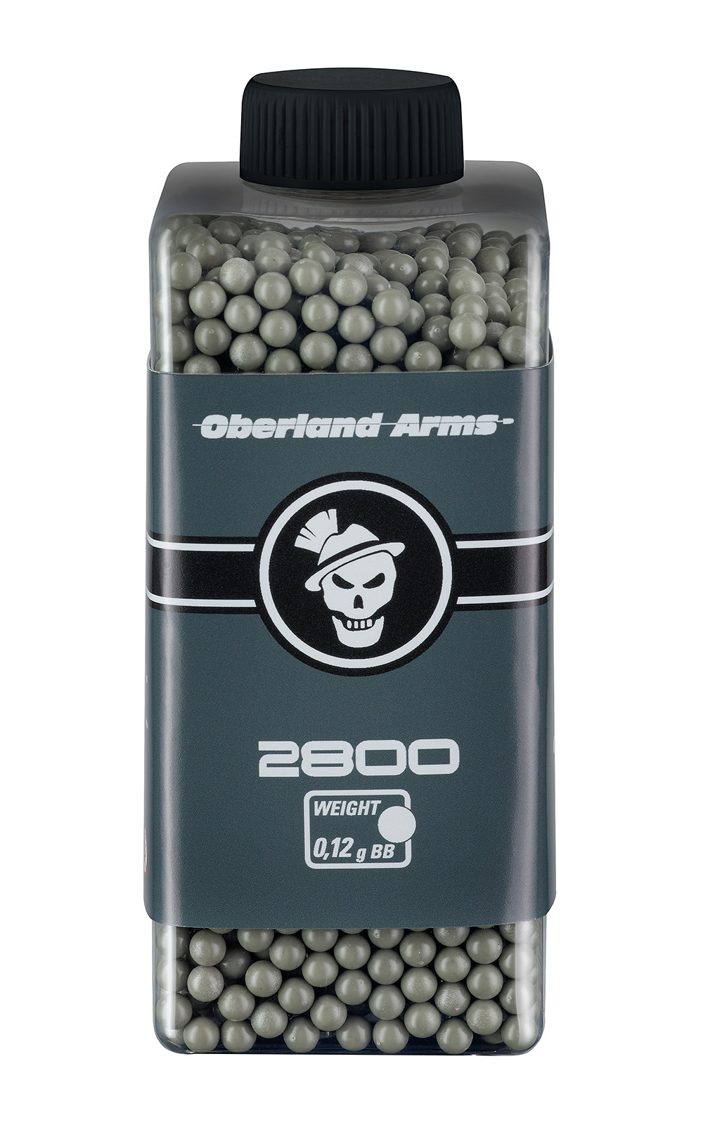 Oberland Black Label BBs 2800 rounds, 0,12g