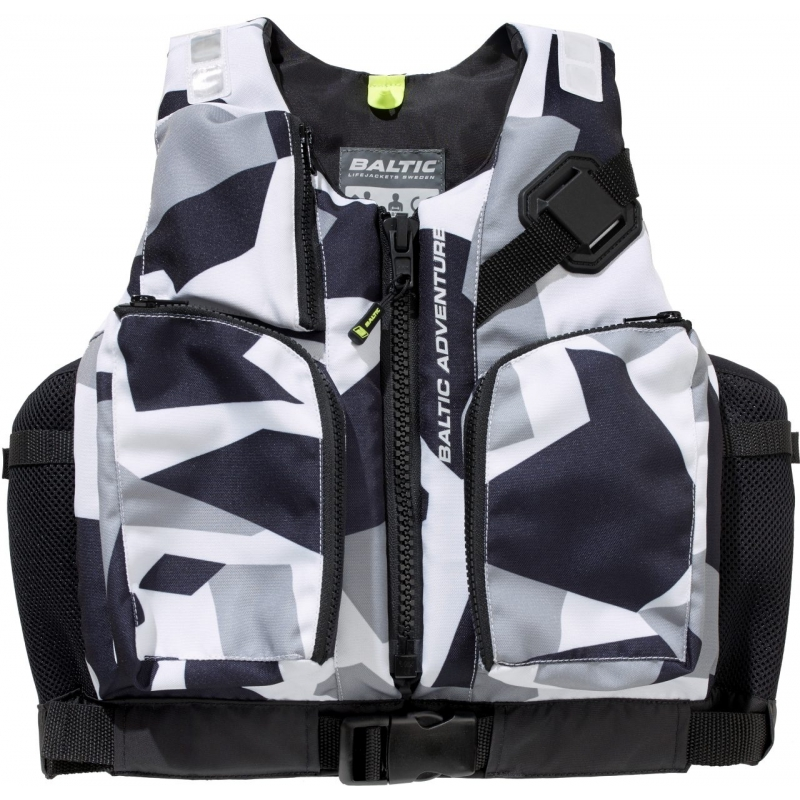 Baltic Adventure Camo, M 50-70kg