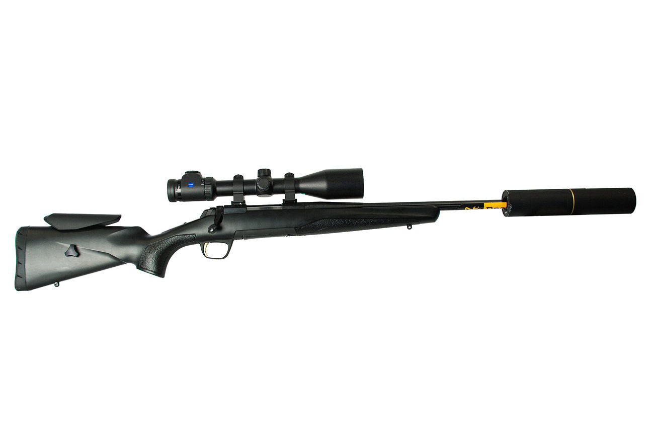 Browning X-bolt adj 308 win Paket