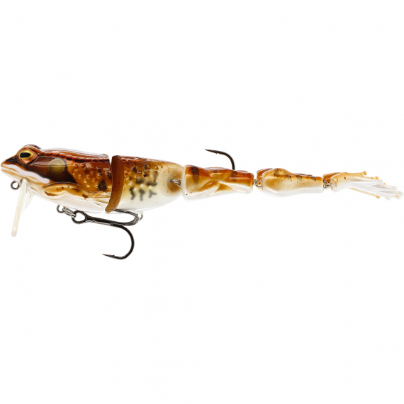 Freddy the Frog Wakebait 9cm/18,5cm 46g - Brown Frog