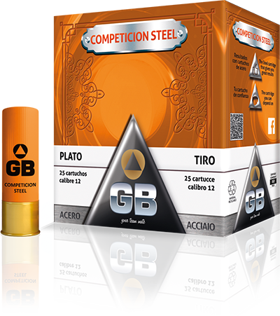 GB Competition Steel T3 kal. 12 24g