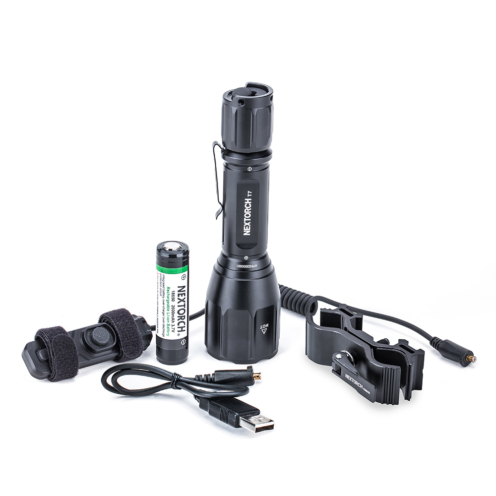 NEXTORCH T7 HUNTING SET 900 LUMEN