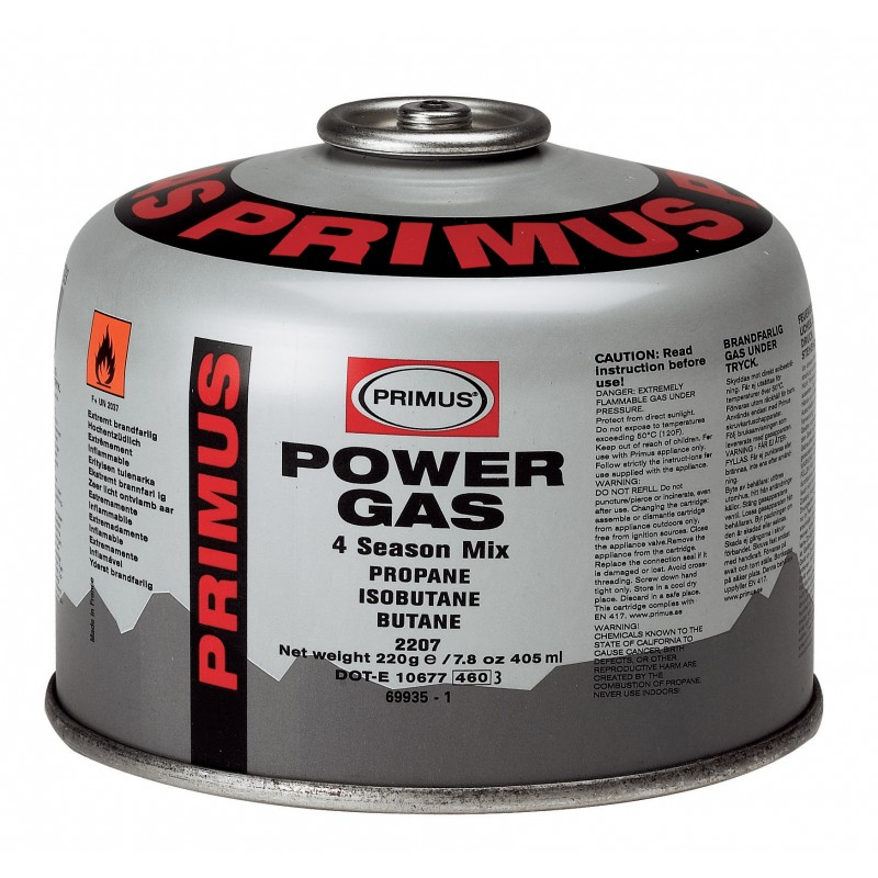 Power Gas 230 g