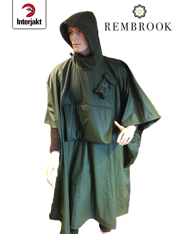 Rembrook Regnponcho