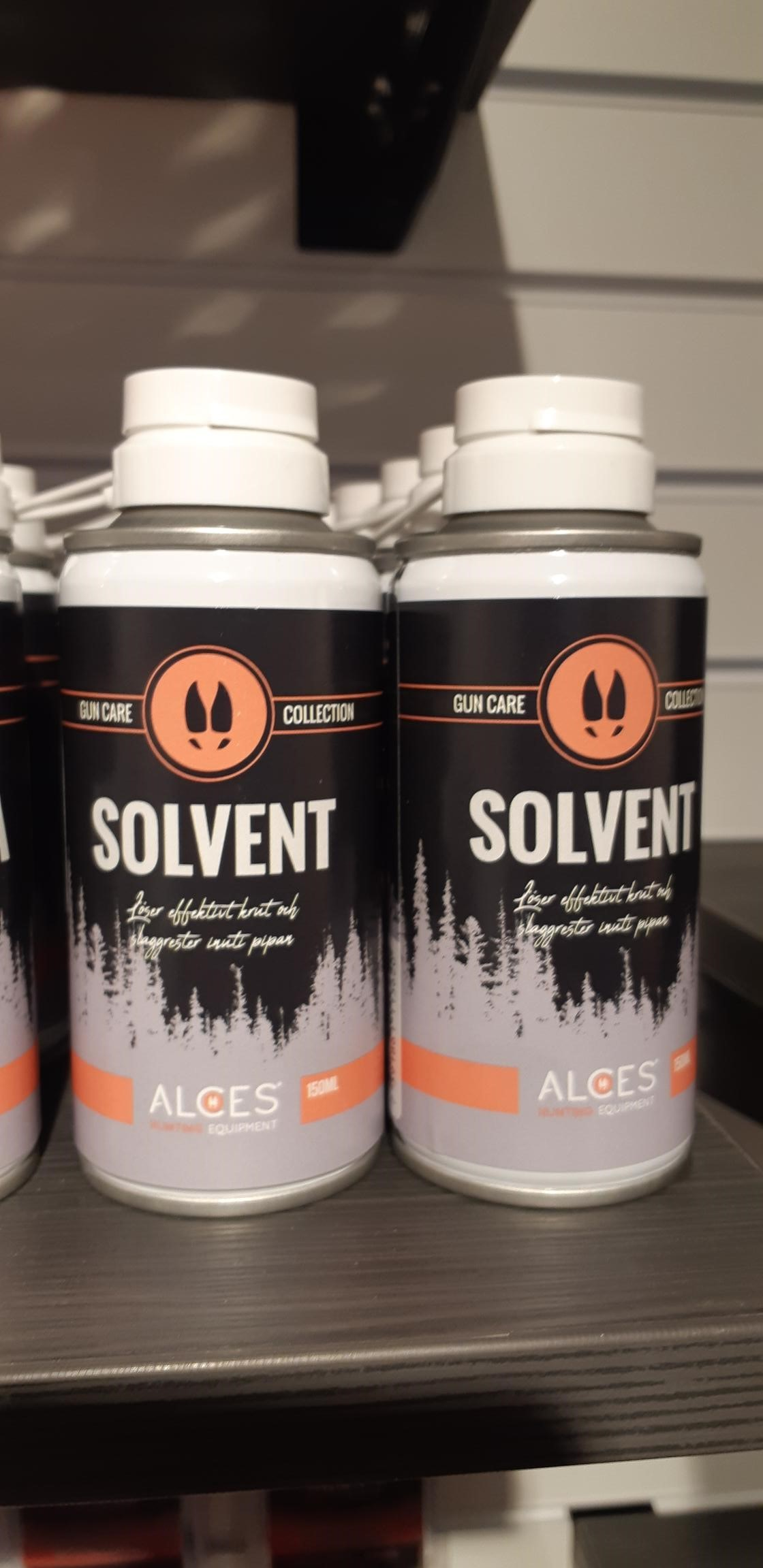 Alces Solvent 150 ml