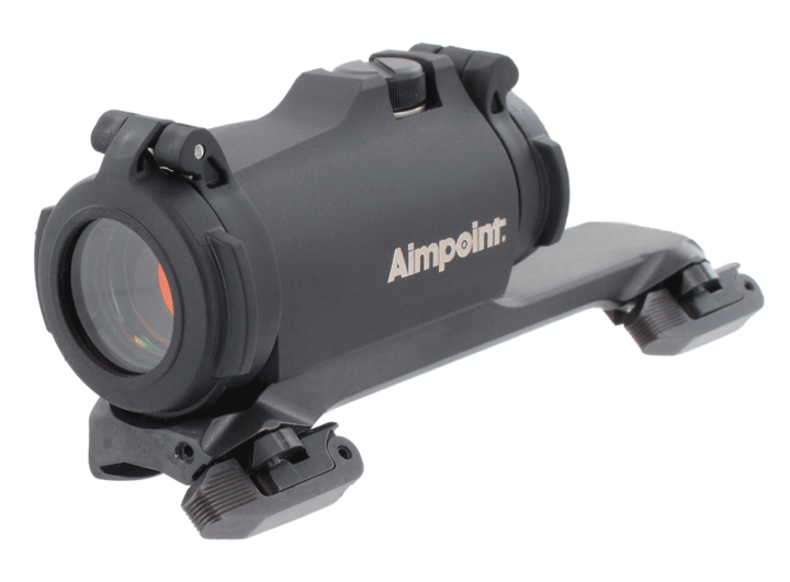 Aimpoint Micro H2 med Sauer 404