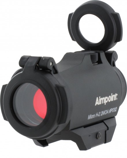 Aimpoint Micro H2 weaver/picatinny