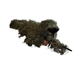 Ghillie Suit Forest