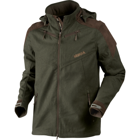 Härkila Metso Active Jacket Willow Green/Shadow Brown